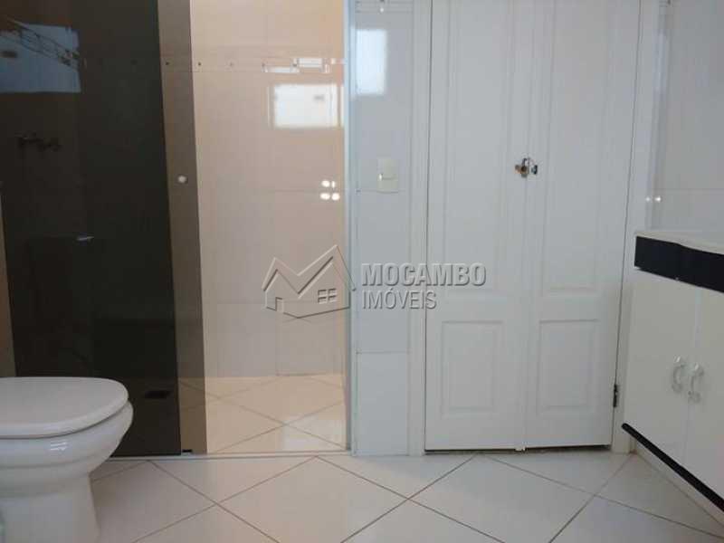 Banheiro Suíte - Casa 3 quartos para alugar Itatiba,SP - R$ 1.750 - FCCA30734 - 8