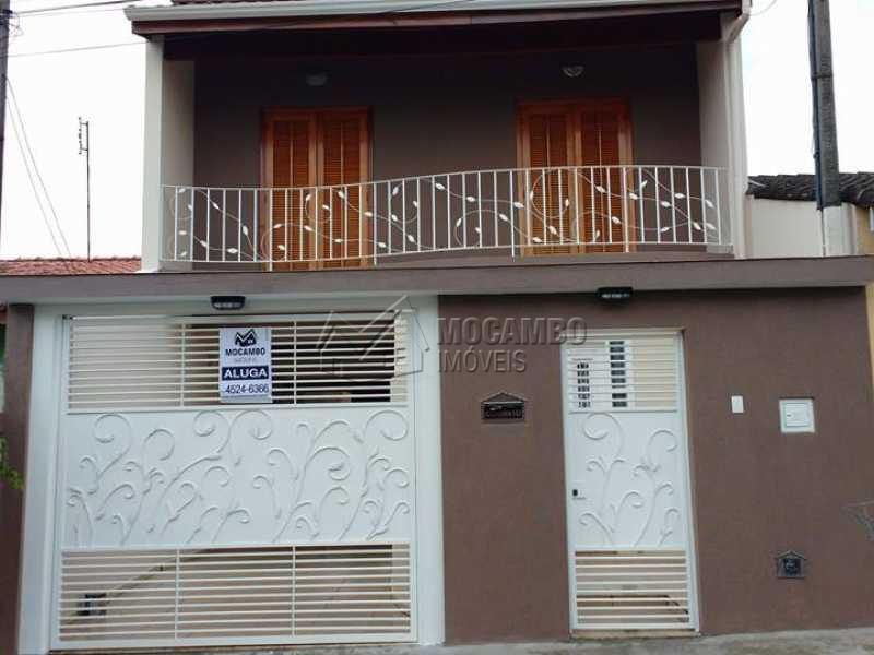 Fachada - Casa 3 quartos para alugar Itatiba,SP - R$ 1.750 - FCCA30734 - 1