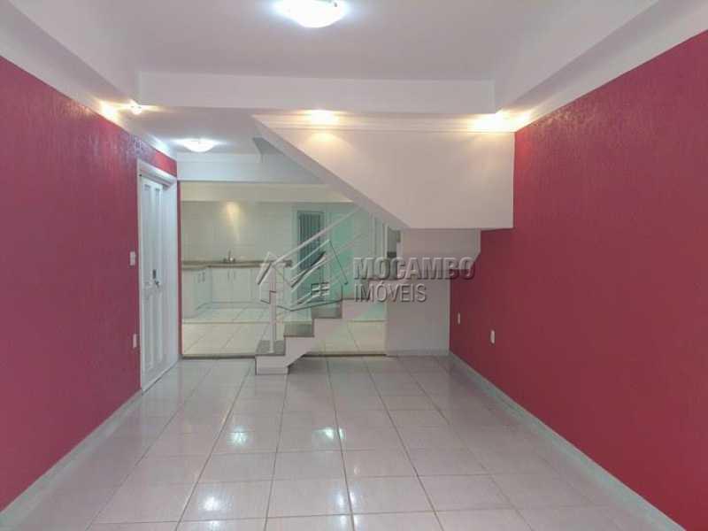 Sala - Casa 3 quartos para alugar Itatiba,SP - R$ 1.750 - FCCA30734 - 3
