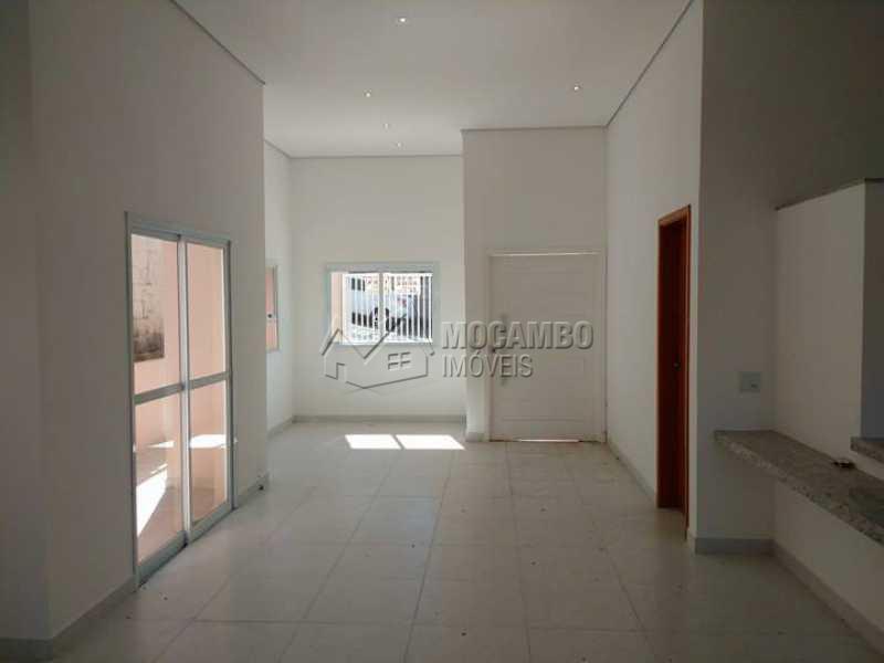 Sala/Sala de Jantar - Casa 3 Quartos À Venda Itatiba,SP - R$ 520.000 - FCCA30740 - 1