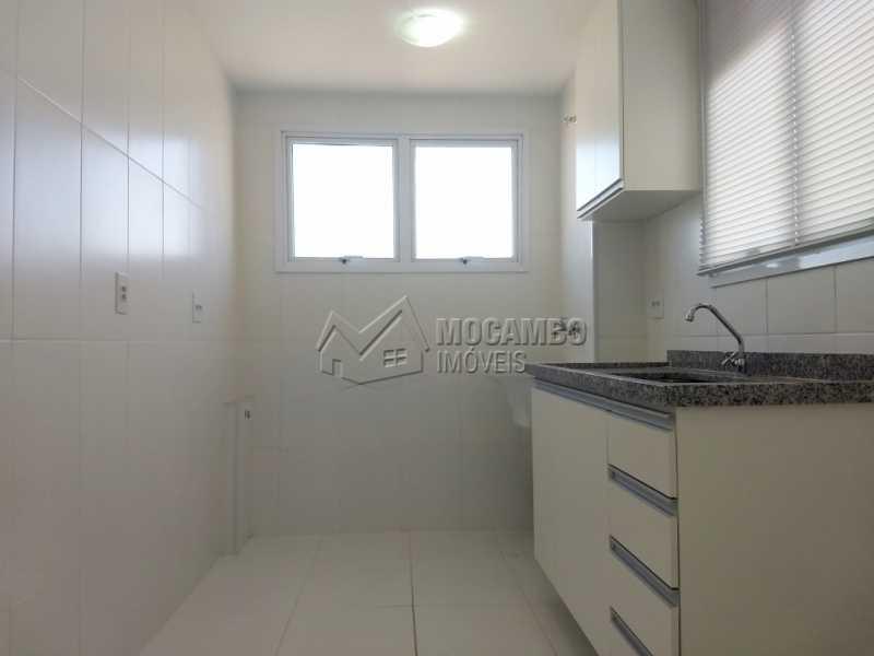 Cozinha - Apartamento 2 Quartos À Venda Itatiba,SP - R$ 320.000 - FCAP20336 - 4