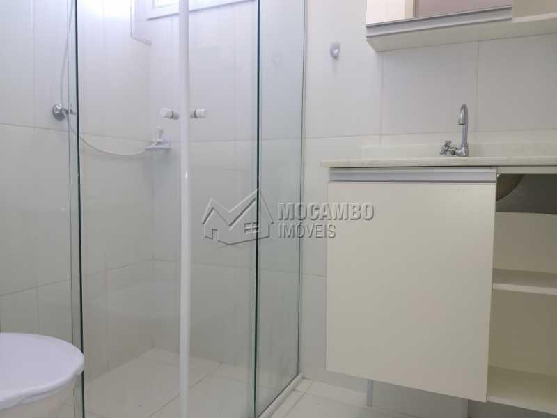 Banheiro Suíte - Apartamento 2 Quartos À Venda Itatiba,SP - R$ 320.000 - FCAP20336 - 6