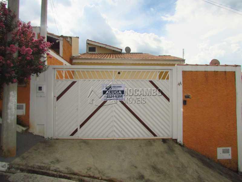 Fachada - Casa 3 Quartos À Venda Itatiba,SP - R$ 315.000 - FCCA30758 - 1