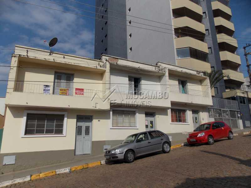 Fachada - Casa Comercial À Venda - Itatiba - SP - Vila Brasileira - FCCC20005 - 15