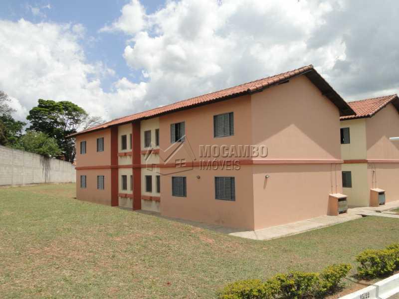 Fachada - Apartamento Residencial Beija-Flor - Condomínio B, Itatiba, Residencial Beija Flor, SP Para Alugar, 3 Quartos, 59m² - FCAP30318 - 1