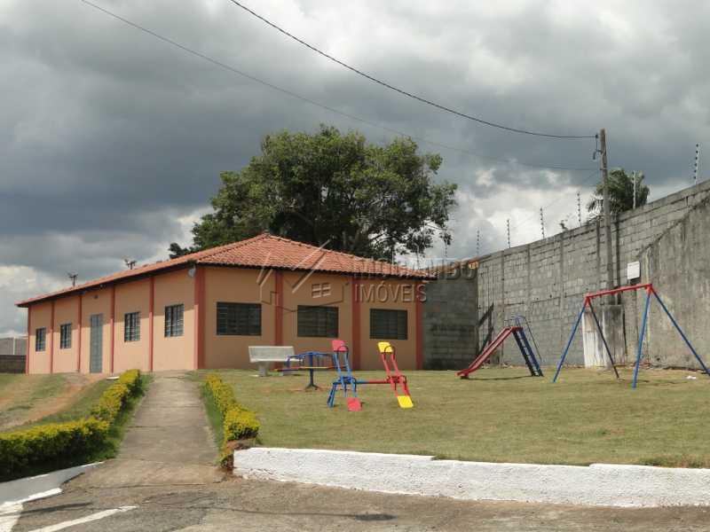 Salão de Festas e Parque - Apartamento Residencial Beija-Flor - Condomínio B, Itatiba, Residencial Beija Flor, SP Para Alugar, 3 Quartos, 59m² - FCAP30318 - 3
