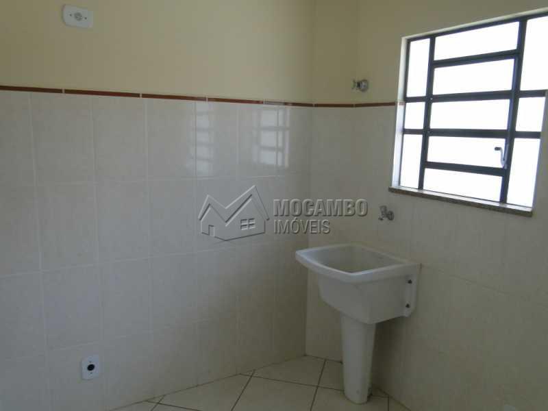 Área de Serviço - Apartamento Residencial Beija-Flor - Condomínio B, Itatiba, Residencial Beija Flor, SP Para Alugar, 3 Quartos, 59m² - FCAP30318 - 11