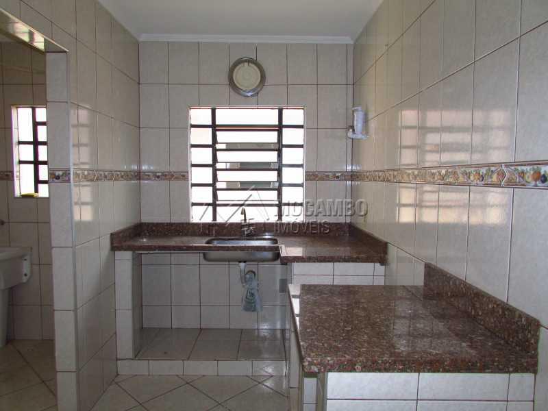 Cozinha - Apartamento 3 quartos à venda Itatiba,SP - R$ 183.000 - FCAP30323 - 3