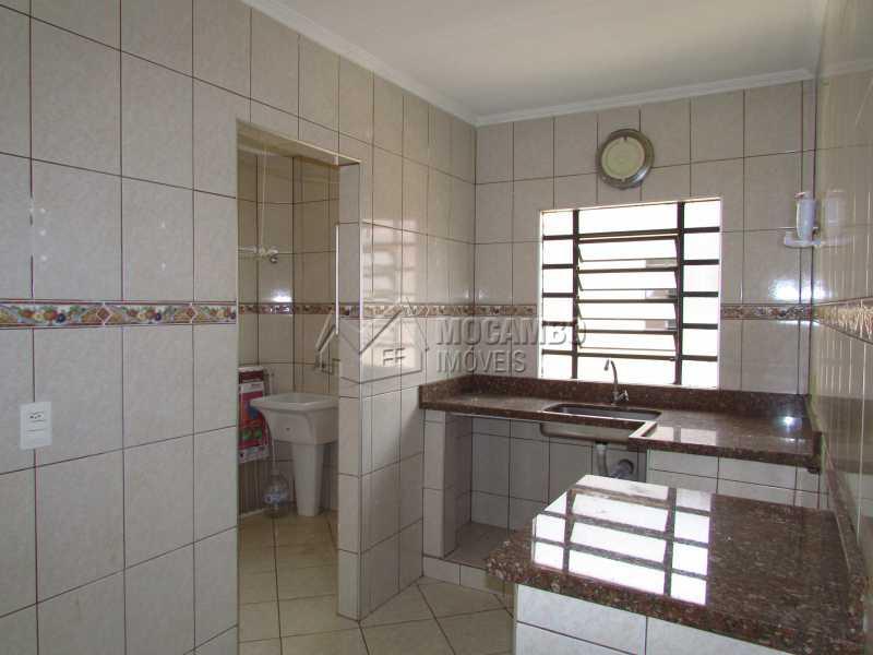 Cozinha - Apartamento 3 quartos à venda Itatiba,SP - R$ 183.000 - FCAP30323 - 4