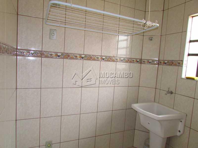 Área de Serviço - Apartamento 3 quartos à venda Itatiba,SP - R$ 183.000 - FCAP30323 - 13