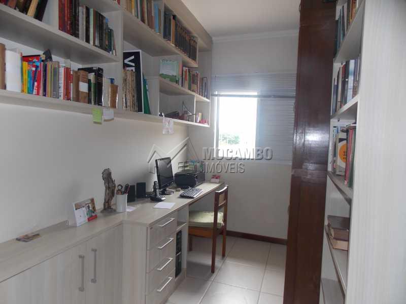Escritório - Casa em Condomínio 3 quartos à venda Itatiba,SP - R$ 989.000 - FCCN30180 - 9