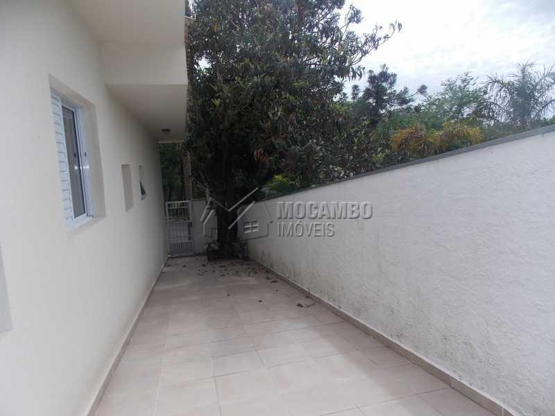 Lateral - Casa em Condomínio 3 quartos à venda Itatiba,SP - R$ 989.000 - FCCN30180 - 13