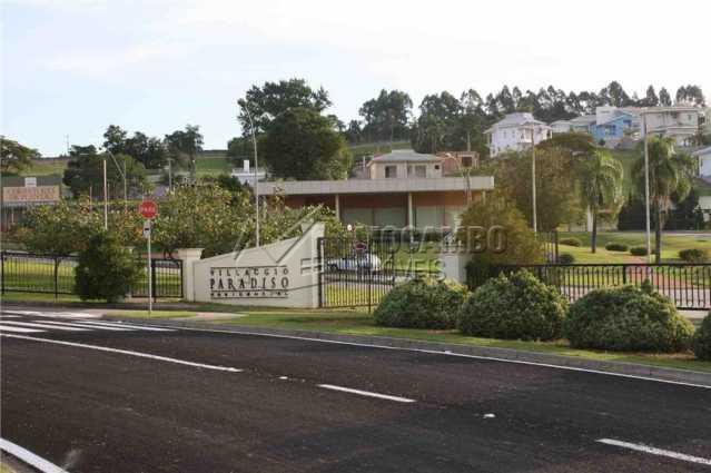 Entrada  Villagio Paradiso - Casa em Condomínio 3 quartos à venda Itatiba,SP - R$ 1.170.000 - FCCN30179 - 23