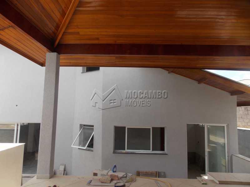 area gourmet - Casa em Condomínio 3 quartos à venda Itatiba,SP - R$ 1.170.000 - FCCN30179 - 8