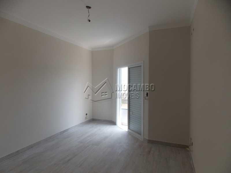dormitório com sacada - Casa em Condomínio 3 quartos à venda Itatiba,SP - R$ 1.170.000 - FCCN30179 - 7