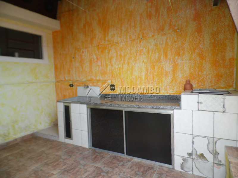 area externa - Casa Itatiba, Jardim México, SP À Venda, 2 Quartos, 110m² - FCCA20636 - 12