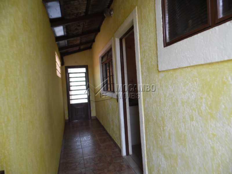 corredor - Casa Itatiba, Jardim México, SP À Venda, 2 Quartos, 110m² - FCCA20636 - 15