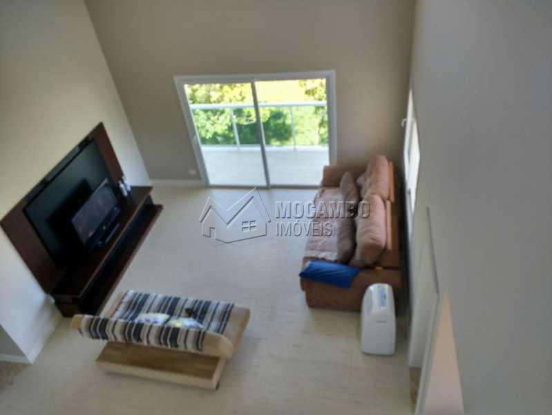 Sala Estar - Casa em Condomínio 3 Quartos À Venda Itatiba,SP - R$ 1.600.000 - FCCN30182 - 3