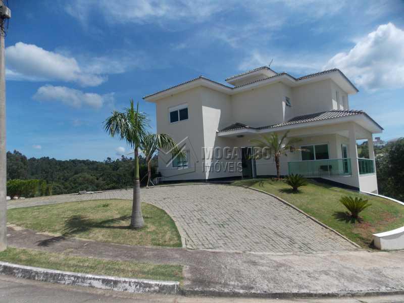 Fachada  - Casa em Condomínio 3 Quartos À Venda Itatiba,SP - R$ 1.600.000 - FCCN30182 - 1