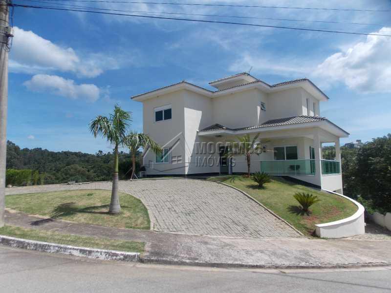 Fachada - Casa em Condomínio 3 Quartos À Venda Itatiba,SP - R$ 1.600.000 - FCCN30182 - 4