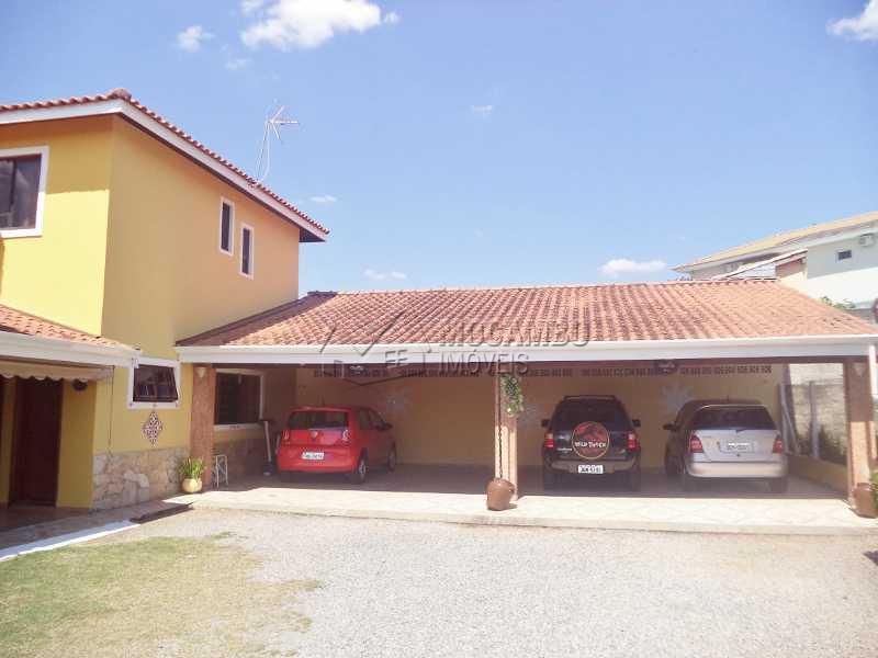 Garagem - Chácara 1000m² À Venda Itatiba,SP - R$ 750.000 - FCCH30072 - 12
