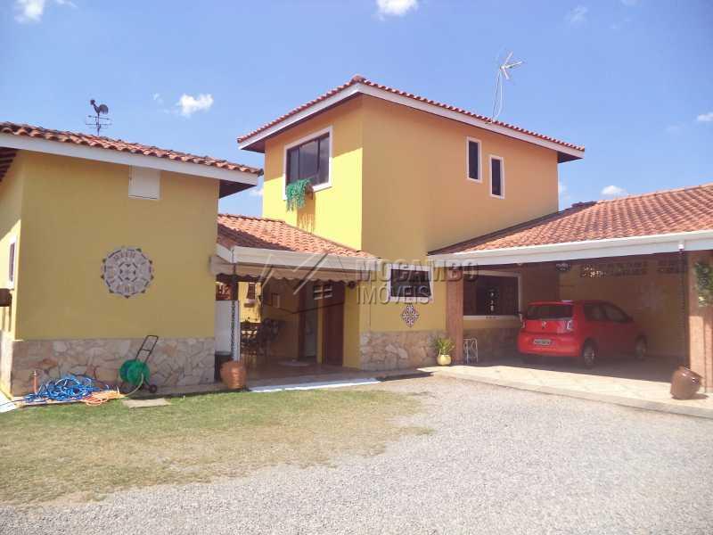 Fundos - Chácara 1000m² À Venda Itatiba,SP - R$ 750.000 - FCCH30072 - 13