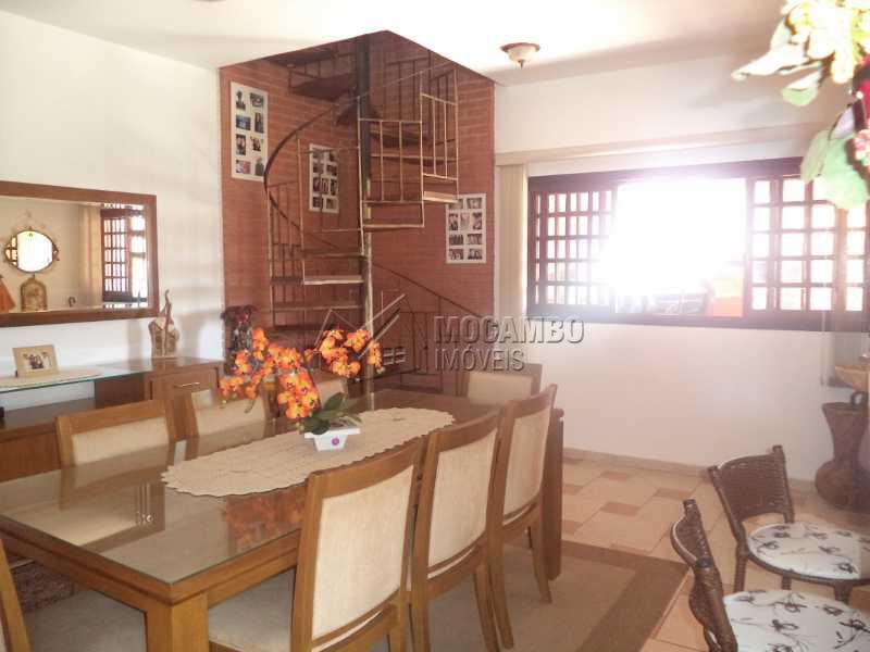 Sala de Jantar - Chácara 1000m² À Venda Itatiba,SP - R$ 750.000 - FCCH30072 - 14