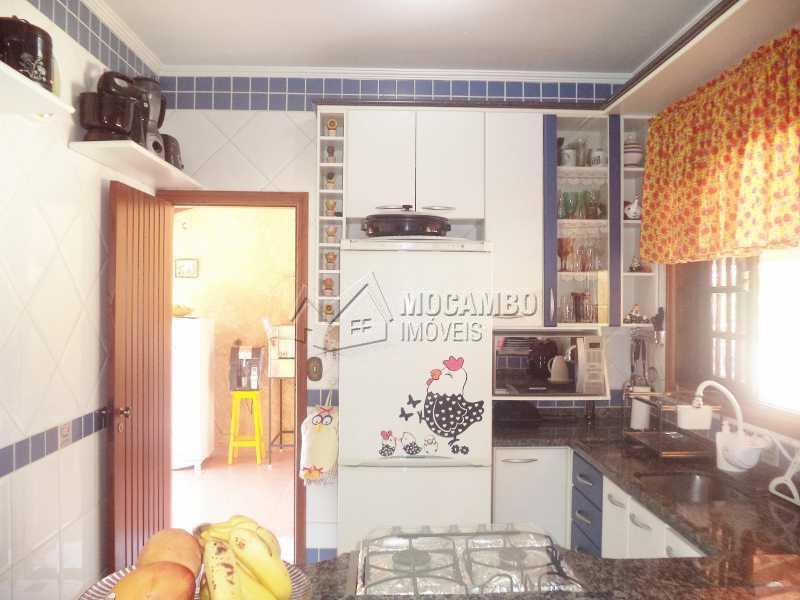 Cozinha Planejada - Chácara 1000m² À Venda Itatiba,SP - R$ 750.000 - FCCH30072 - 16