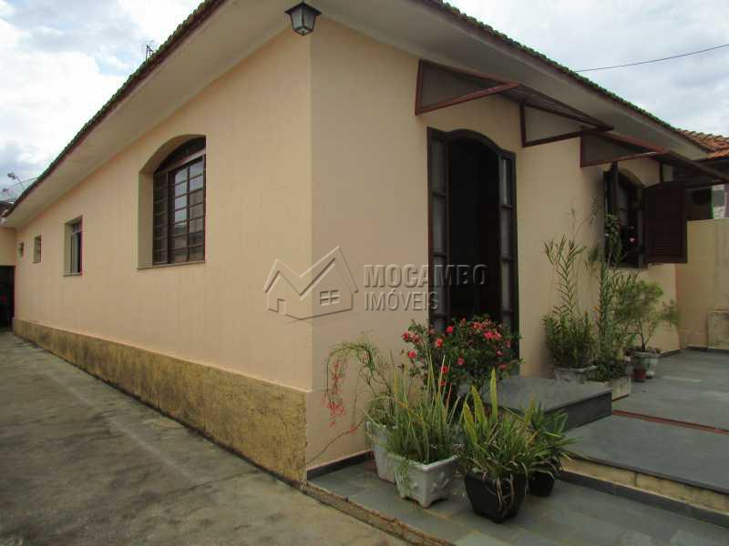 vista lateral - Casa 5 quartos à venda Itatiba,SP - R$ 650.000 - FCCA50016 - 3