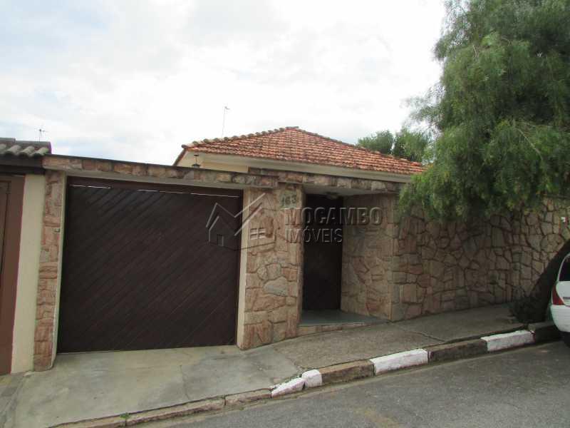 fachada - Casa 5 quartos à venda Itatiba,SP - R$ 650.000 - FCCA50016 - 1