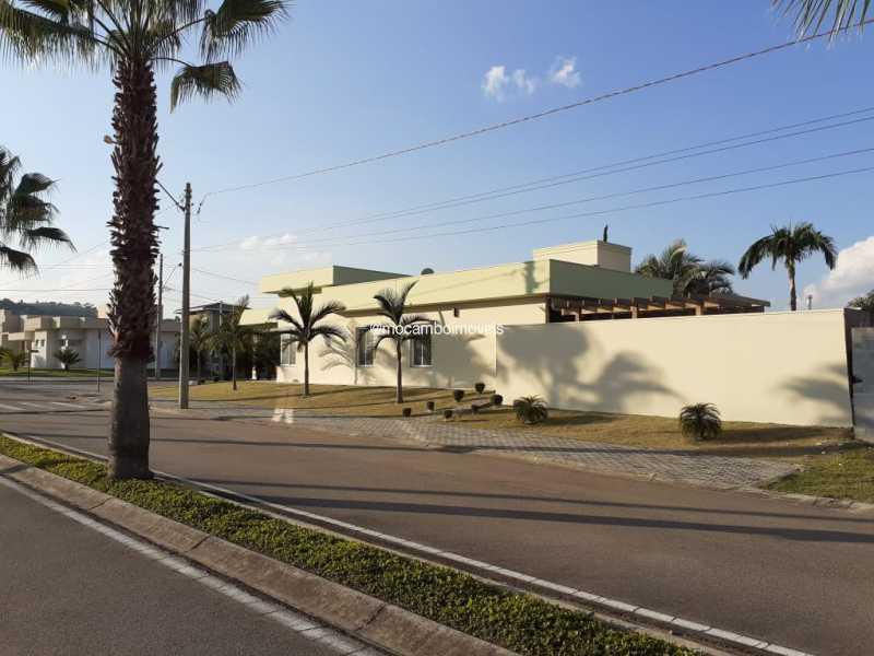 Fachada - Casa em Condomínio 3 quartos para alugar Itatiba,SP - R$ 4.500 - FCCN30184 - 3