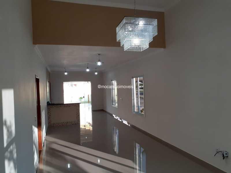 Sala/Cozinha - Casa em Condomínio 3 quartos para alugar Itatiba,SP - R$ 4.500 - FCCN30184 - 7