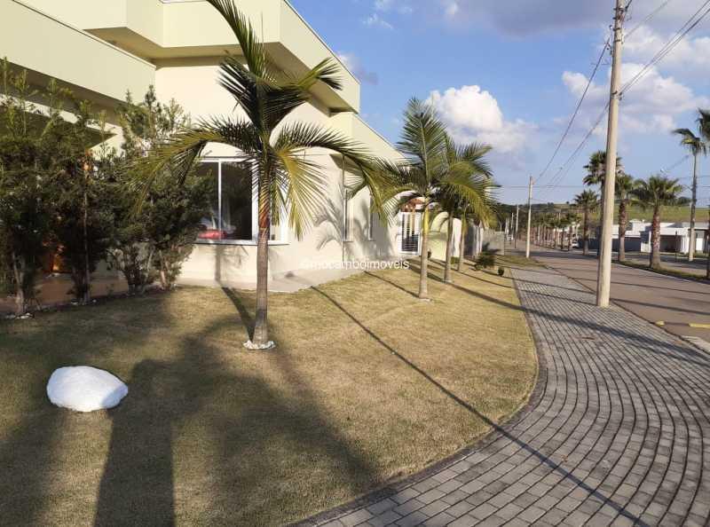 Fachada - Casa em Condomínio 3 quartos para alugar Itatiba,SP - R$ 4.500 - FCCN30184 - 5