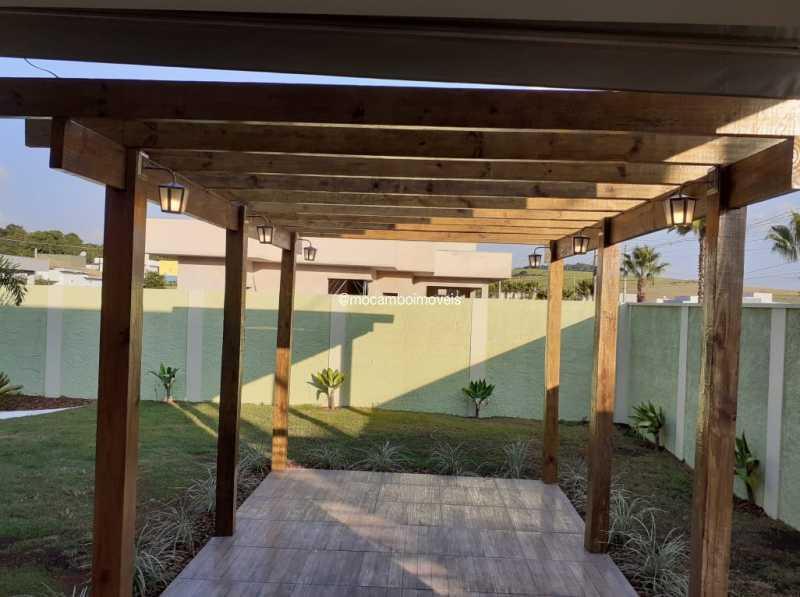 Quintal - Casa em Condomínio 3 quartos para alugar Itatiba,SP - R$ 4.500 - FCCN30184 - 19