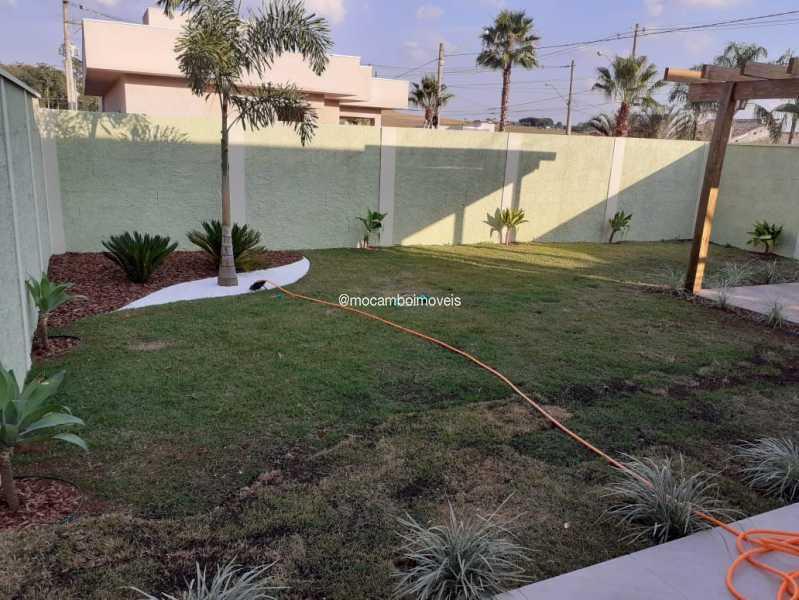 Quintal - Casa em Condomínio 3 quartos para alugar Itatiba,SP - R$ 4.500 - FCCN30184 - 20