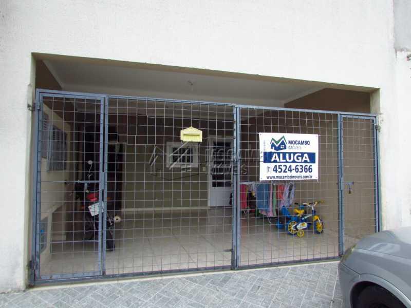 Fachada - Casa 1 quarto para alugar Itatiba,SP - R$ 650 - FCCA10097 - 1