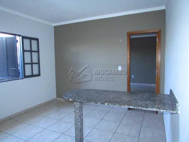 Cozinha - Casa 1 quarto para alugar Itatiba,SP - R$ 650 - FCCA10097 - 5