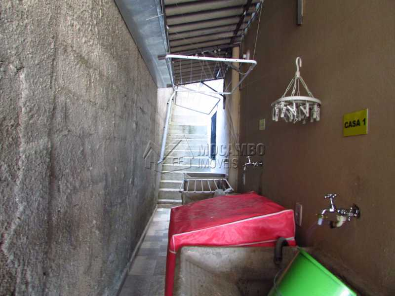Lavanderia Coberta - Casa 1 quarto para alugar Itatiba,SP - R$ 650 - FCCA10097 - 8