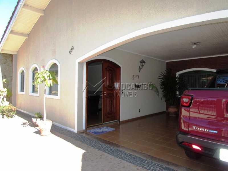 Fachada - Casa 4 quartos à venda Itatiba,SP Nova Itatiba - R$ 750.000 - FCCA40088 - 1