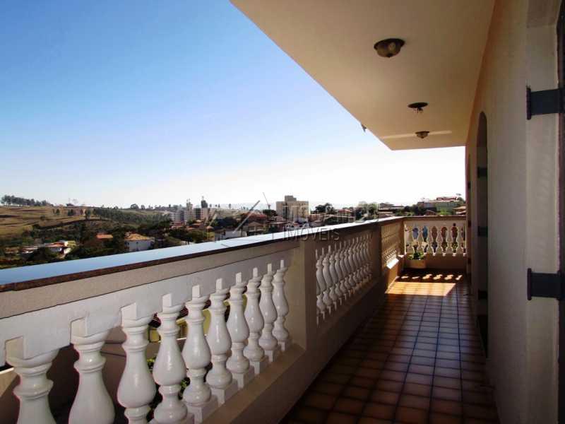 Varanda - Casa 4 quartos à venda Itatiba,SP Nova Itatiba - R$ 750.000 - FCCA40088 - 11