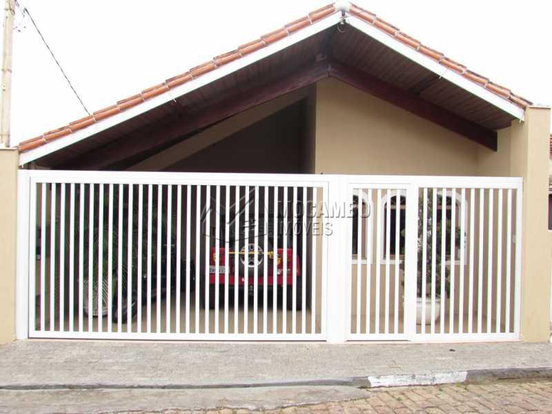 Fachada - Casa 3 quartos à venda Itatiba,SP - R$ 330.000 - FCCA30798 - 1