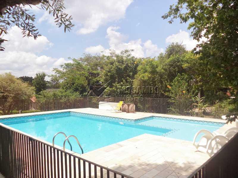 Piscina  - Casa em Condomínio Parque da Fazenda, Itatiba, Parque da Fazenda, SP À Venda, 3 Quartos, 536m² - FCCN30190 - 22