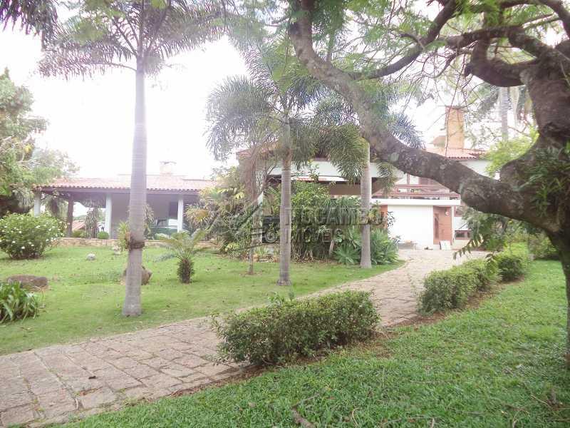 Entrada - Casa em Condomínio Parque da Fazenda, Itatiba, Parque da Fazenda, SP À Venda, 3 Quartos, 536m² - FCCN30190 - 29