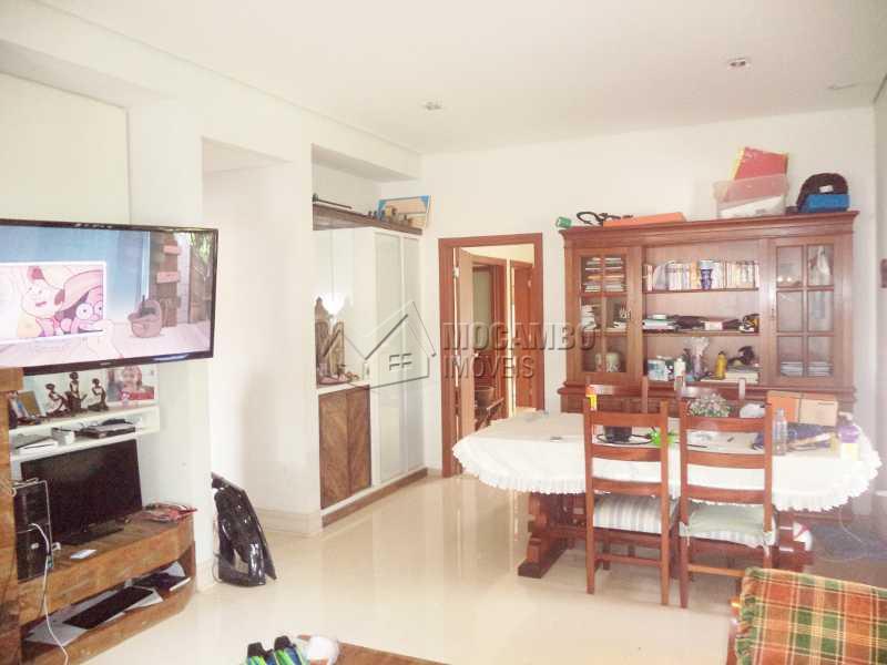 Sala estar - Casa em Condomínio Parque da Fazenda, Itatiba, Parque da Fazenda, SP À Venda, 3 Quartos, 536m² - FCCN30190 - 8