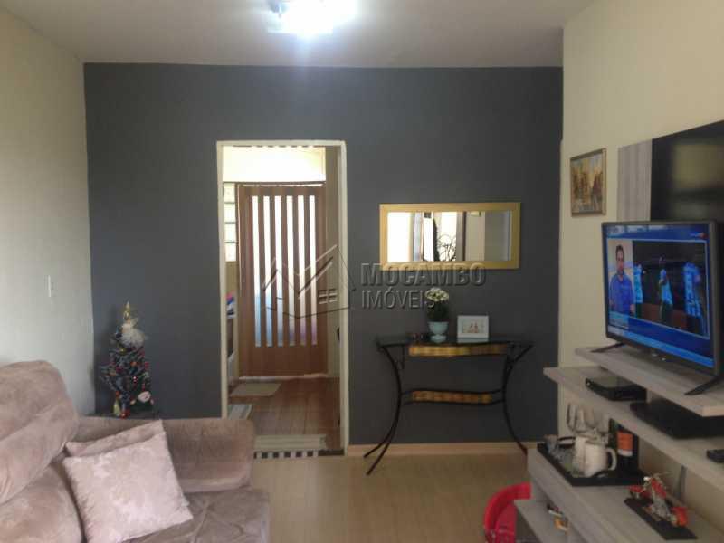 Sala  - Apartamento À Venda - Itatiba - SP - Loteamento Rei de Ouro - FCAP20368 - 1