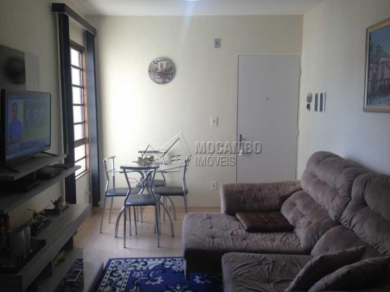 Sala - Apartamento À Venda - Itatiba - SP - Loteamento Rei de Ouro - FCAP20368 - 4