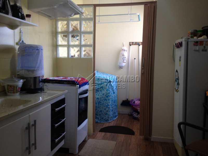Cozinha e Lavanderia - Apartamento À Venda - Itatiba - SP - Loteamento Rei de Ouro - FCAP20368 - 6