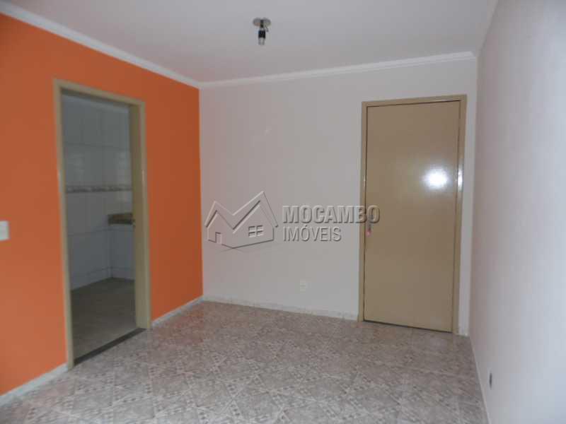 sala - Apartamento Para Alugar - Itatiba - SP - Residencial Beija Flor - FCAP30331 - 4