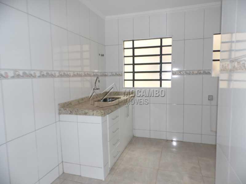 cozinha - Apartamento Para Alugar - Itatiba - SP - Residencial Beija Flor - FCAP30331 - 5