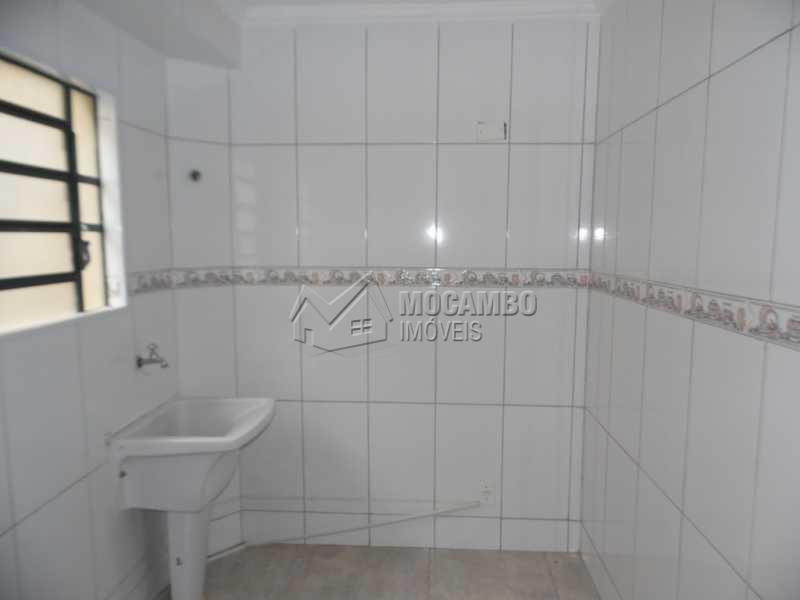 lavanderia - Apartamento Para Alugar - Itatiba - SP - Residencial Beija Flor - FCAP30331 - 6